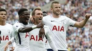 Christian Eriksen Tottenham West Ham 230917