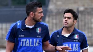 Graziano Pellè Eder Italy