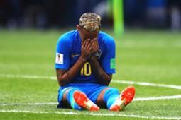Neymar Brasil Costa Rica World Cup