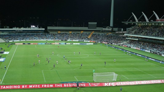 Melbourne Victory v Newcastle Jets A-League 02012017