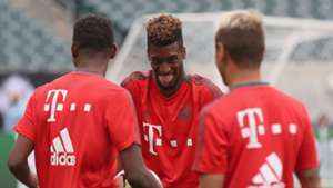 Kingsley Coman FC Bayern