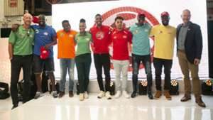 Africa5s launch