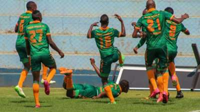 Green Eagles of Zambia.