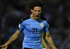 Cavani Uruguay Venezuela Eliminatorias 10102017