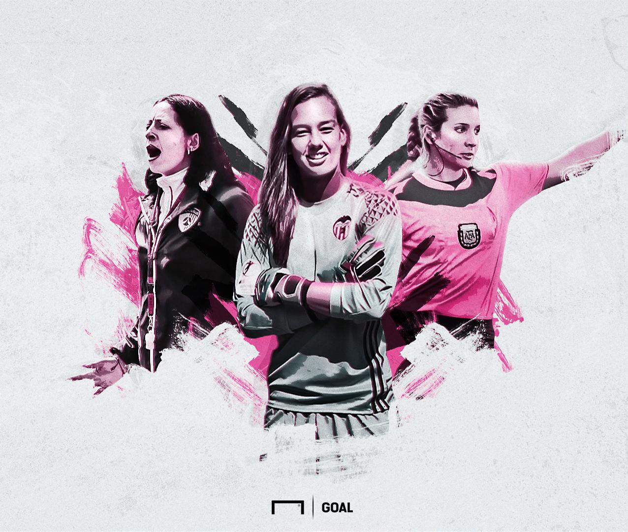 Día de la Mujer Goal
