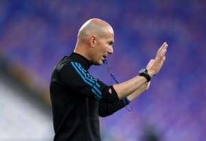 Zidane Real Madrid final UEFA Champions League 2018
