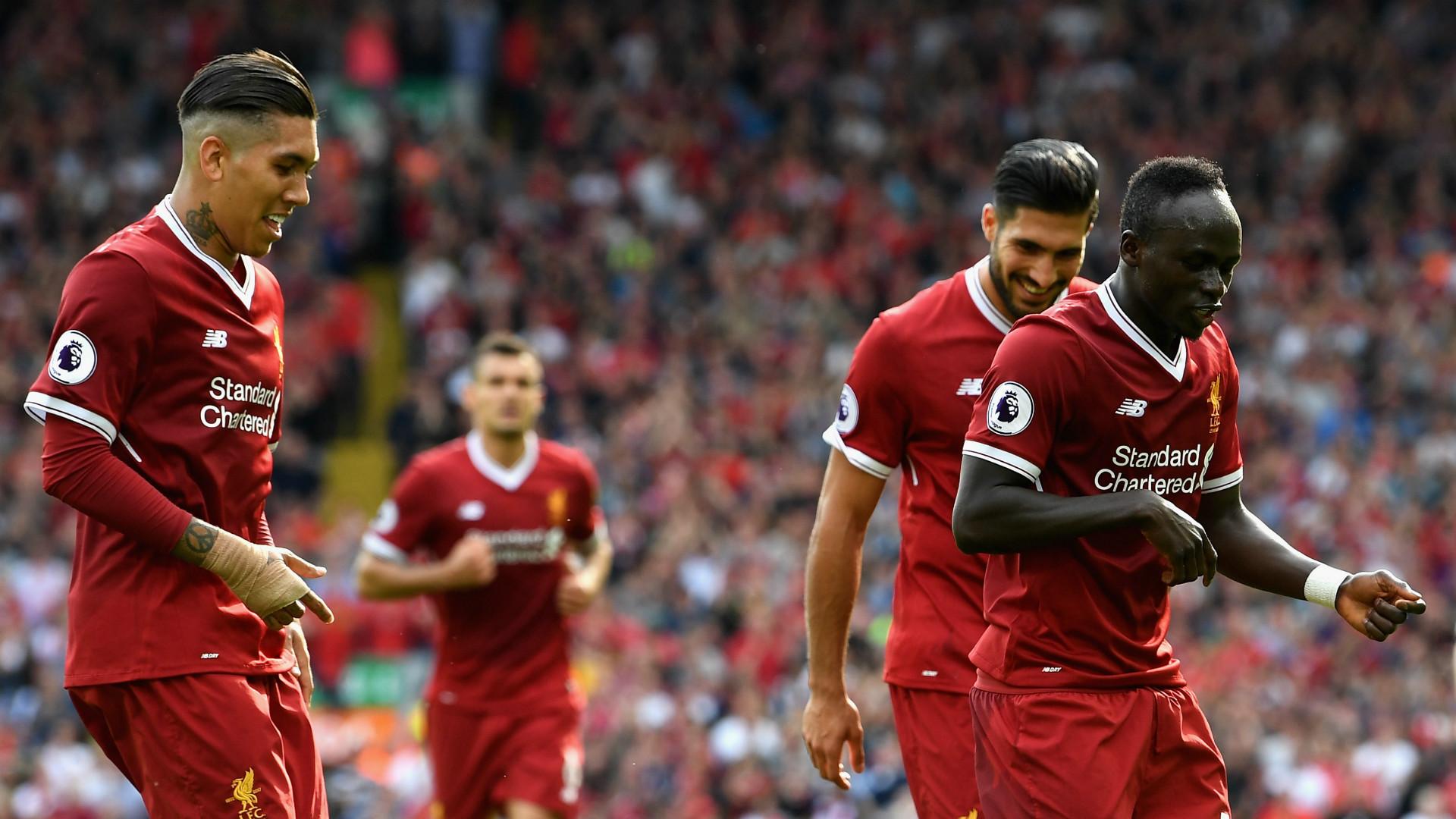Mane, Firmino And Salah Send Warning To Liverpool's