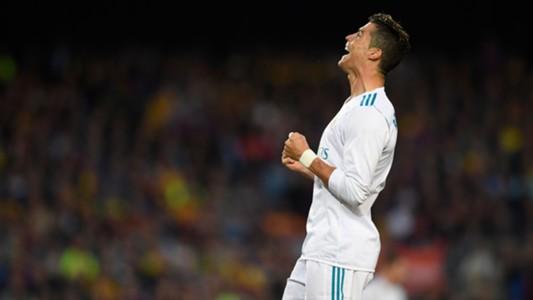 Cristiano Ronaldo Real Madrid Clasico 06052018