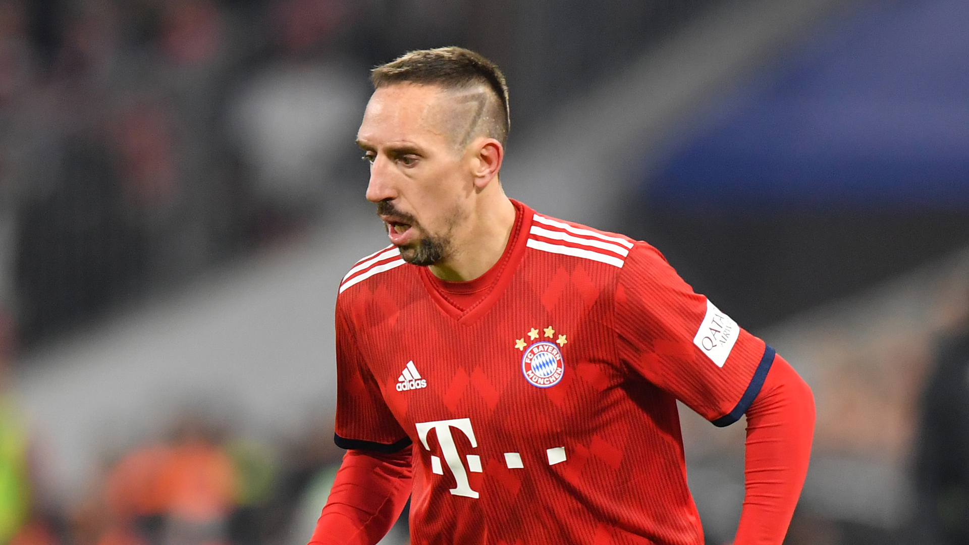 Franck Ribery FC Bayern 19122018