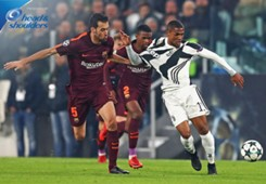 Juventus - Barcelona GFX ID
