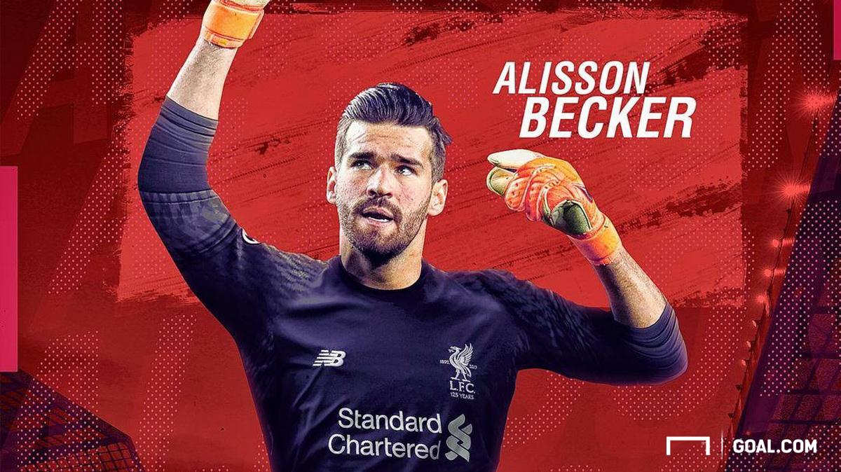 Alisson & Pembelian Termahal Sepanjang Sejarah Liverpool