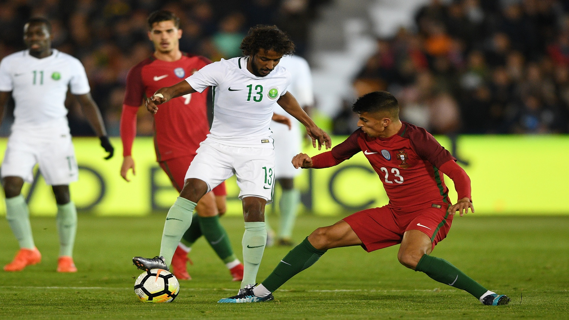 saudi arabia vs portugal 2