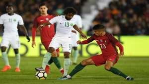 saudi arabia vs portugal 2