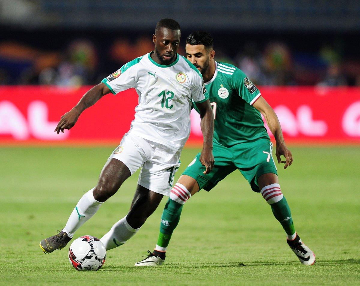 Algeria - Senegal