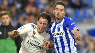 Alvaro Odriozola, Ruben Duarte, Real Madrid, Deportivo Alaves