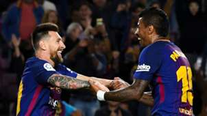 Lionel Messi, Paulinho, Barcelona