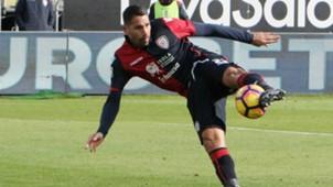 Borriello Cagliari Serie A