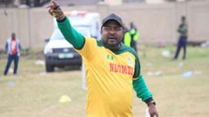 Francis Kimanzi coach of Mathare United.