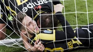 Ricky van Wolfswinkel, AZ vs. Vitesse, 04302017
