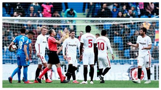 Xem trực tiếp La Liga: Sevilla vs Leganes, trực tiếp bóng đá, link trực tiếp La Liga, livestream La Liga | Goal.com