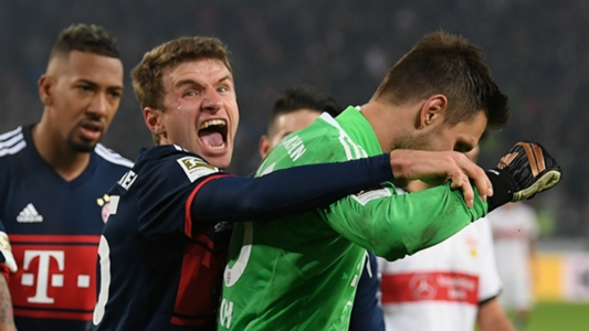 Bayern too clever for unpleasant Stuttgart, says match-winner Muller