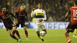 Boca Newells Wilmar Barrios 200517