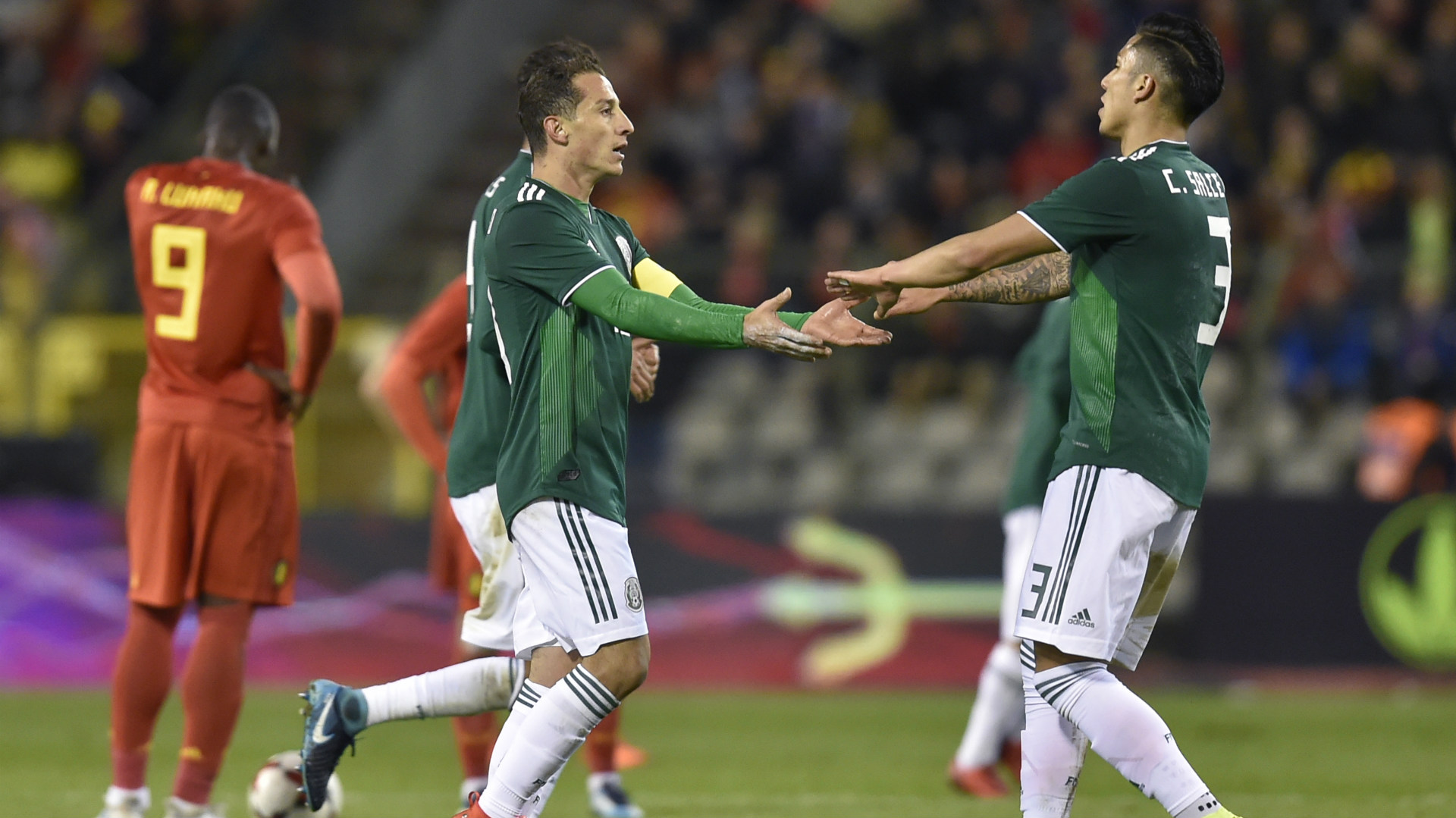 Beat-up Mexico can't backtrack against Poland