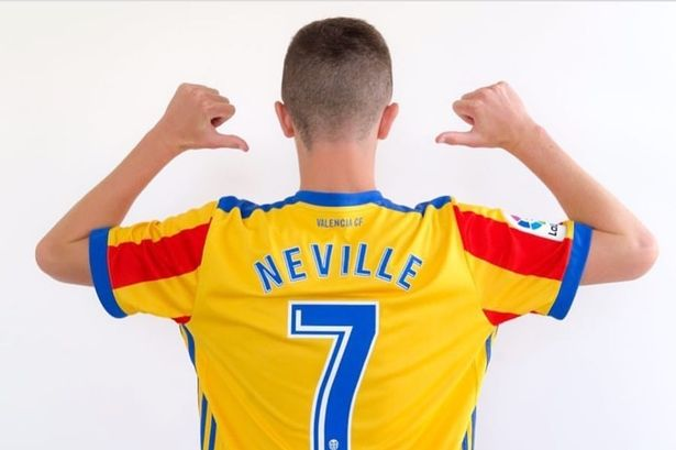 Harvey Phil Neville