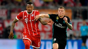 Jerome Boateng Toni Kroos Bayern Munich Real Madrid UCL 25042018