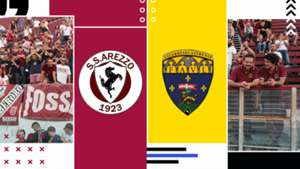 Arezzo-Viterbese tv streaming