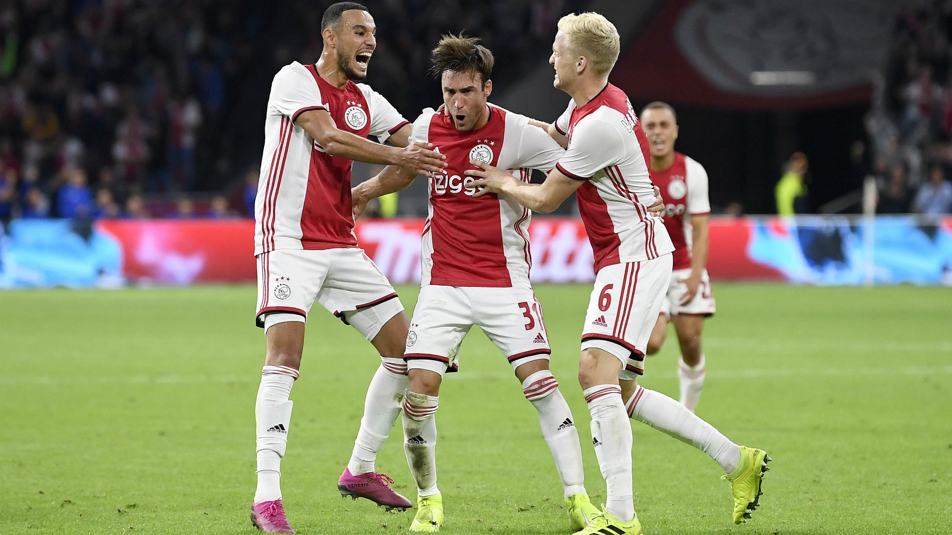 Nicolas Tagliafico Ajax 08132019