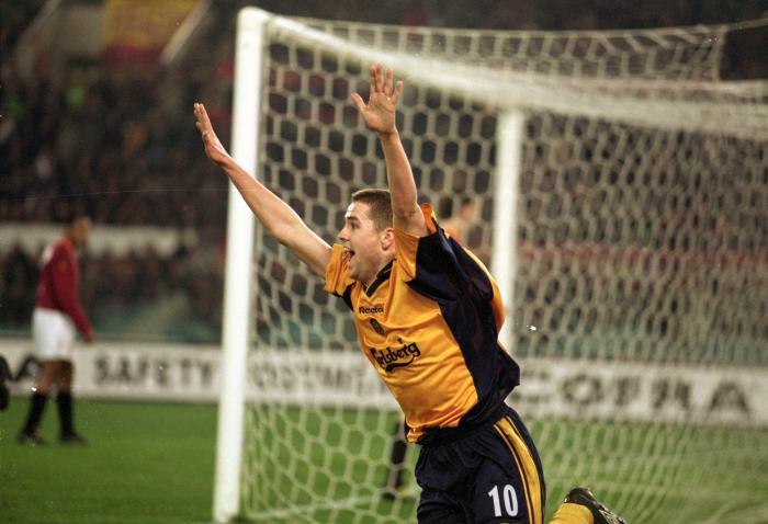 Owen Roma Liverpool
