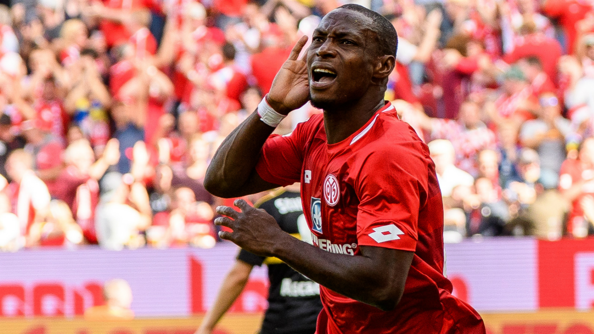 Anthony Ujah leads Mainz 05 to victory over Eintracht Frankfurt