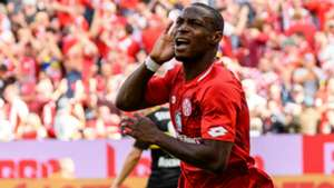 Anthony Ujah leads Mainz 05 to victory over Eintracht Frankfurt