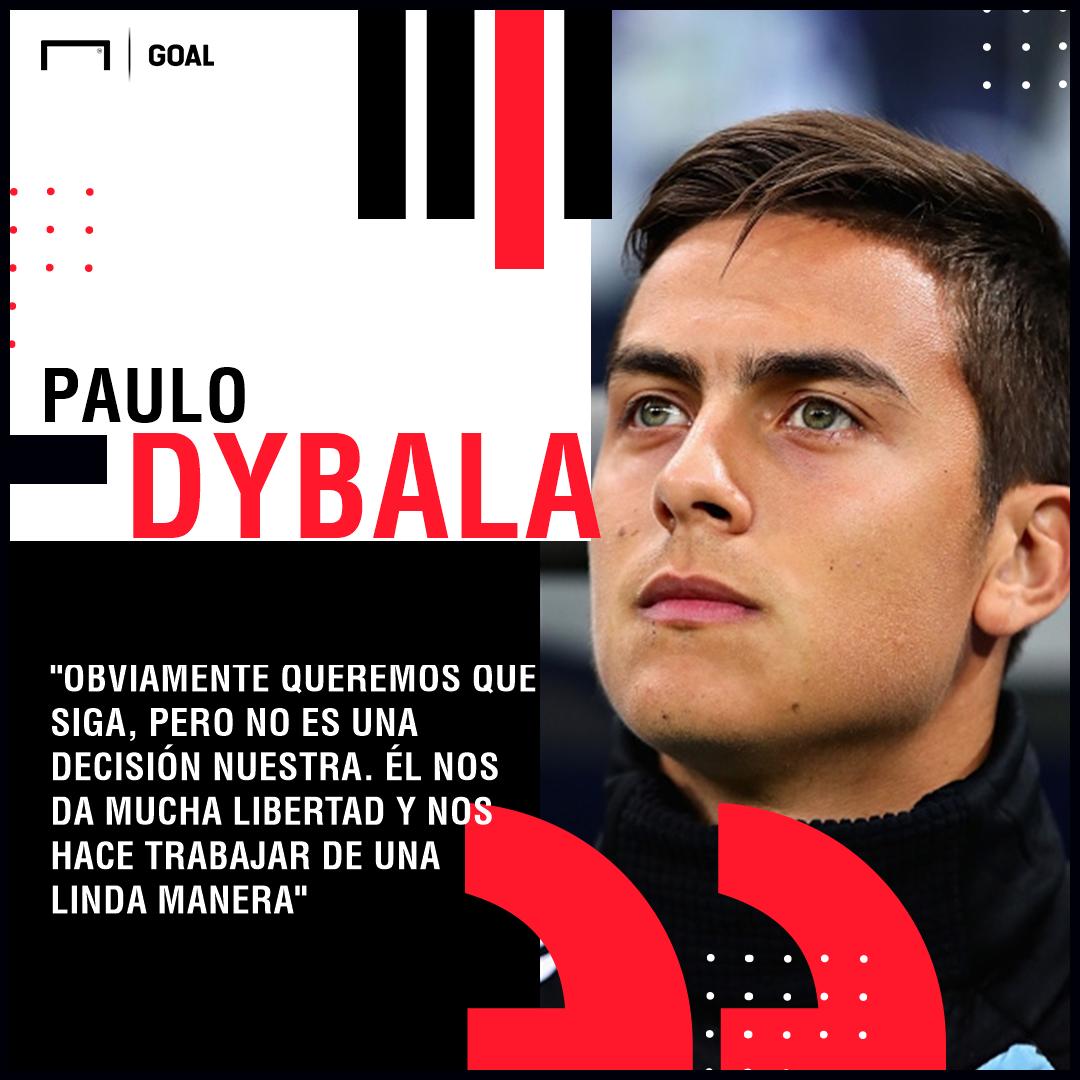 Paulo Dybala Playing Surface