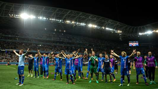 Iceland players Euro 2016