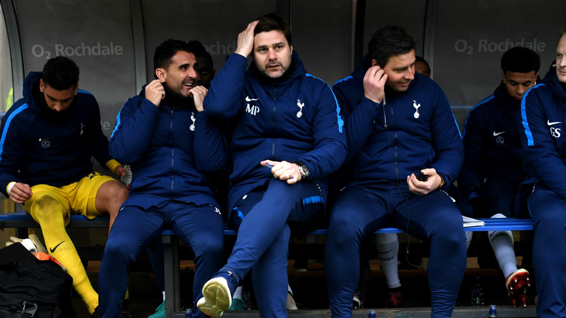 Mauricio Pochettino Tottenham Rochdale