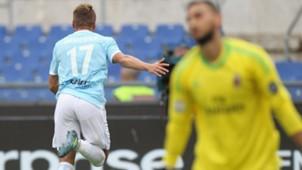 Ciro Immobile Lazio Milan Serie A