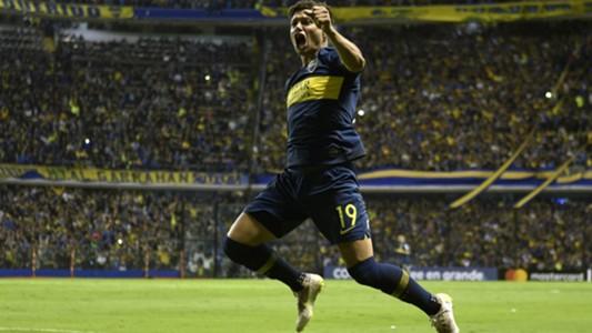 Zarate Boca Deportes Tolima Copa Libertadores 12032019