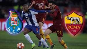 GFX Roma Porto CL 2018/19