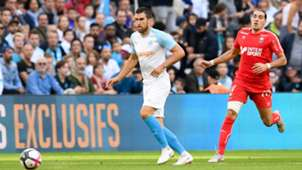 Kevin Strootman Olympique Marseille Ligue 1 10072018