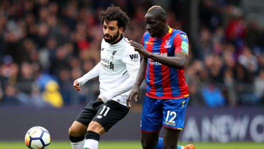 Mo Salah and Mamadou Sakho