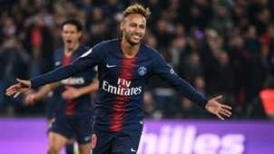Neymar PSG Lyon Ligue 1 07102018
