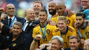 Belgium World Cup third place 14072018