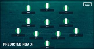 Mystery NGA Bafana XI