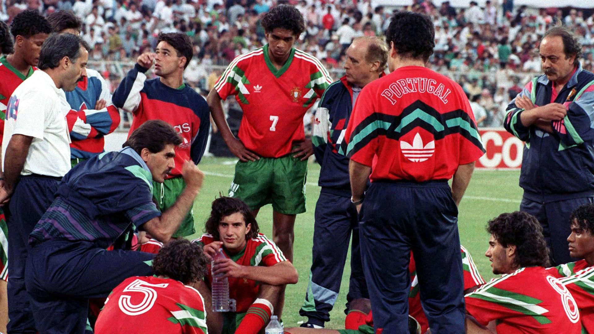 Carlos Queiroz Portugal 1993