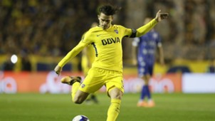 Fernando Gago Boca Godoy Cruz Fecha 3 Superliga argentina