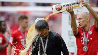 Arjen Robben Niko Kovac Bayern Munich