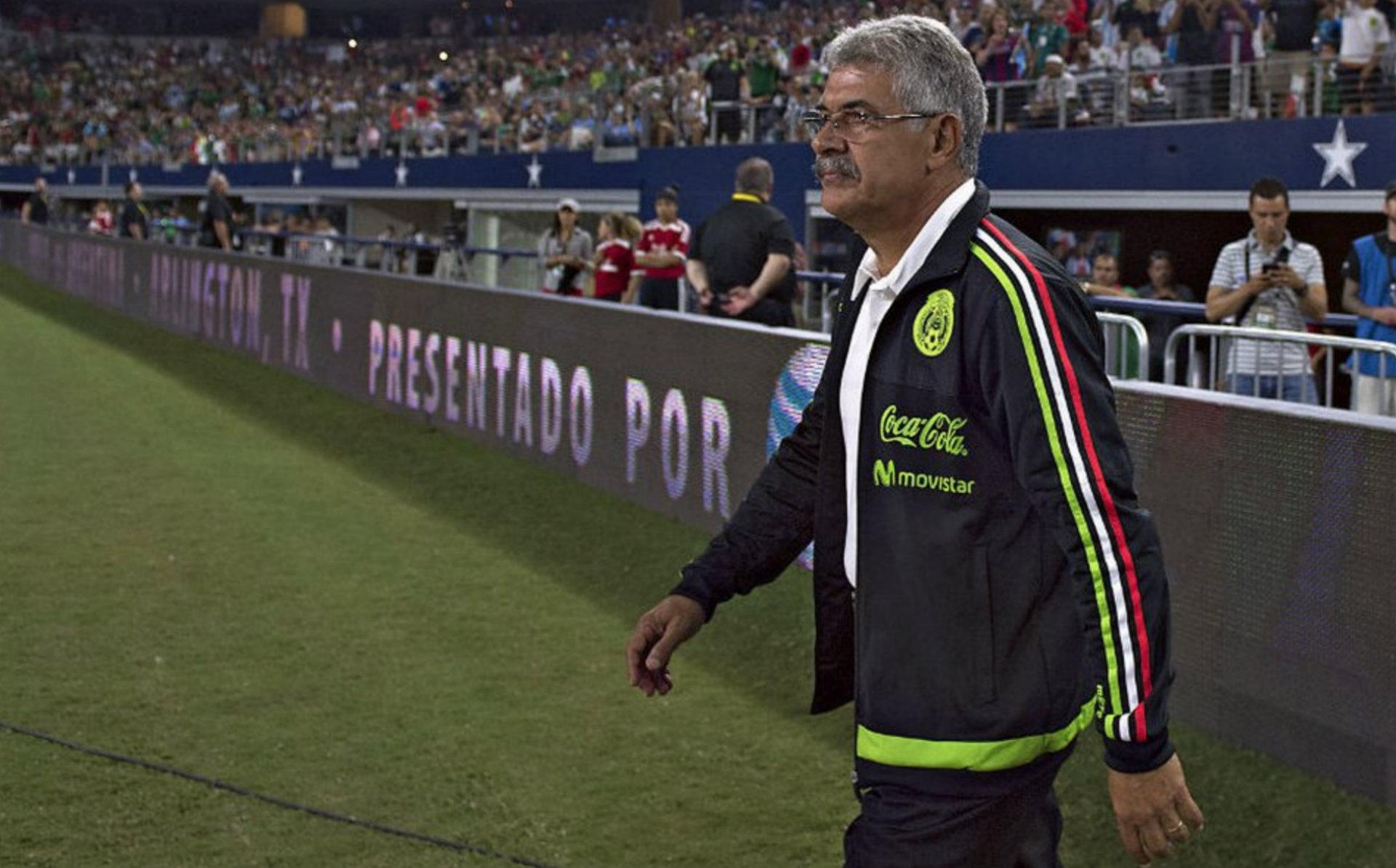 Ricardo Tuca Ferretti Selección mexicana 110918