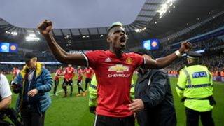 Paul Pogba Manchester United Manchester City